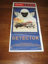 Locandina,Detector The Chain Reaction 1980,, Steve Bisley e Hugh Keays-Byrne.