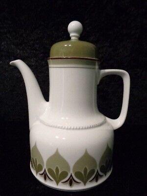 Der GüNstigste Preis Eschenbach Porzellan Kaffeekanne / Kanne - Um 1970 - 1,3 Liter - Space Age