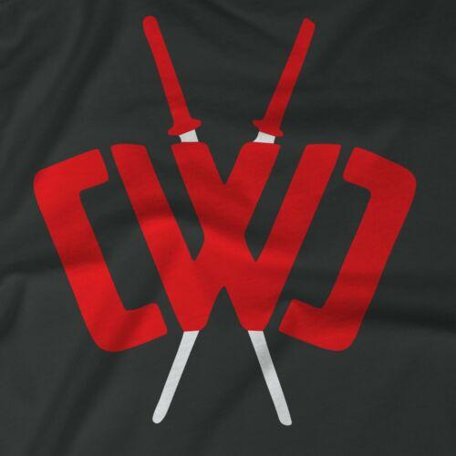 NEW Kids Chad Wild CLAY CWC NINJA Ispirato T-shirt youtuber i giocatori TEE Vagonetto Decauville