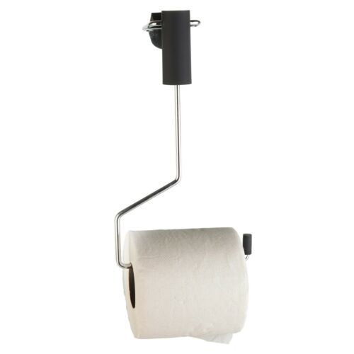 Chrome Free Standing 4 Roll Toilet Tissue Paper Holder Bathroom Dispenser Stand