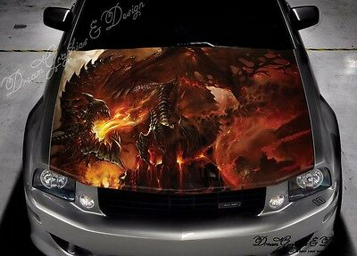 Wrap Collection On EBay - Custom vinyl decals for car hoodssoldier full color graphics adhesive vinyl sticker fit any car