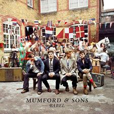 Babel - Mumford & Sons (2012, Vinyl NIEUW) 892038002633