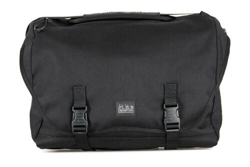 New Brompton Metro L Bag in Black Buy with E-Bay Global Shipping Program