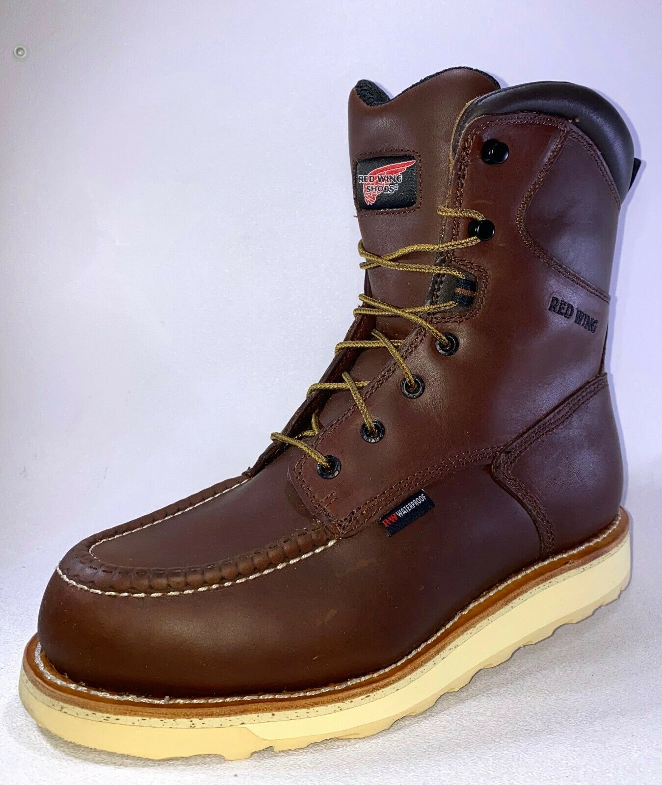 Red Wing Shoes Mens 11 E2 King Toe Work