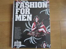 FASHION FOR MEN MAGAZINE Issue Number 03 Winter /2013 / Spring 2014 SEALED.