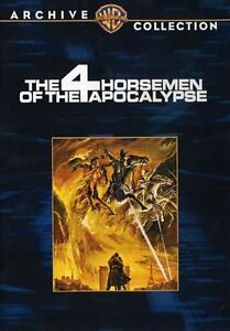 four horsemen of the apocalypse dvd 1962 glenn ford lee j
