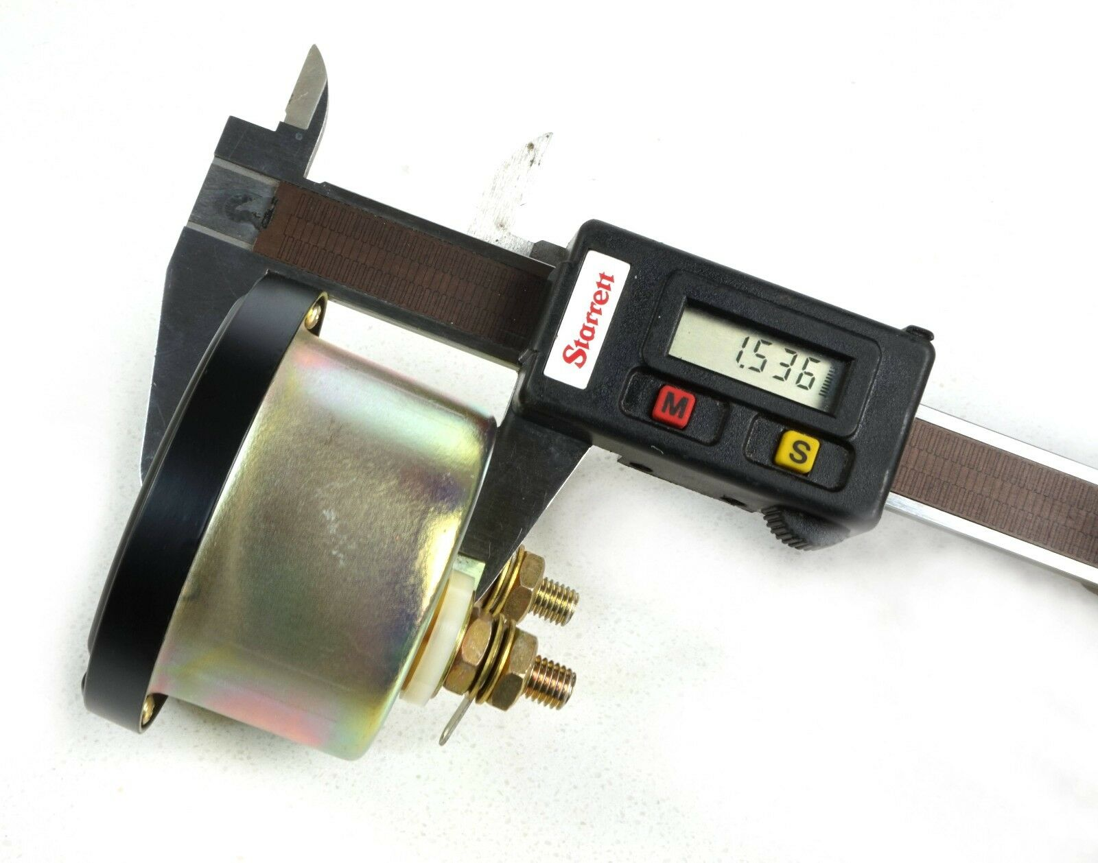 Phaostron 621 Electrical Tachometer Indicator fits 3KW