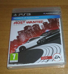 Jeu-playstation-3-PS3-NFS-Need-for-speed-most-wanted-Course