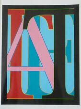 MICHAEL CRAIG-MARTIN RARE NEW DIGITAL PRINT. 28 x 35 cm TATE GALLERY 2016