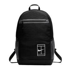 NIKE COURT TECH 1 Tennis Bag Backpack BlackVolt New