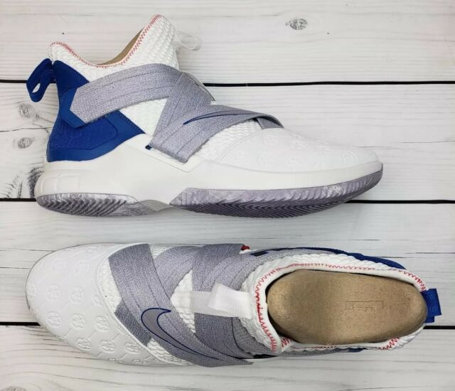 c412755610e Nike Men Lebron Soldier XII 12 Summit White Ao2609 101 - Sz 15 for ...