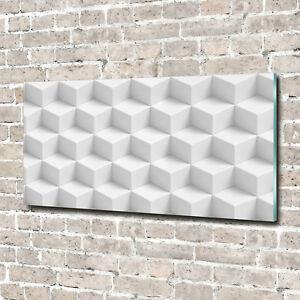 Glas-Bild-Wandbilder-Druck-auf-Glas-140x70-Deko-Kunst-3D-Abstraktion