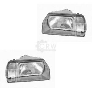 Headlights-Set-Skoda-Favorit-manufactured-06-89-94-H4-Front-Headlight-1335413