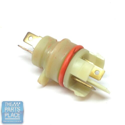 1967-81 GM Turbo 400 Trans 2 Terminal Connector For Trans Kick Down Switch