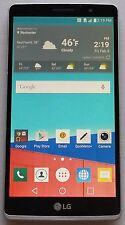 UNLOCKED for any GSM! LG G Stylo - H631 - Silver - 4 out of 5 Stars - VERY GOOD