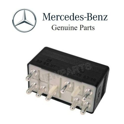 For Mercedes W140 R129 300SD 500SEC Auxiliary Engine Cooling Fan Relay Stage II