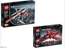 LEGO® Technic Set 9394 + 42040 Düsen- & Löschflugzeug NEU _Jet- & Fire Plane NEW