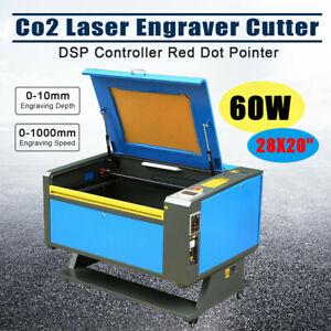 60w CO2 Machine Gravure Laser Gravurmaschine 700 x 500mm Laser-gravure Graveur
