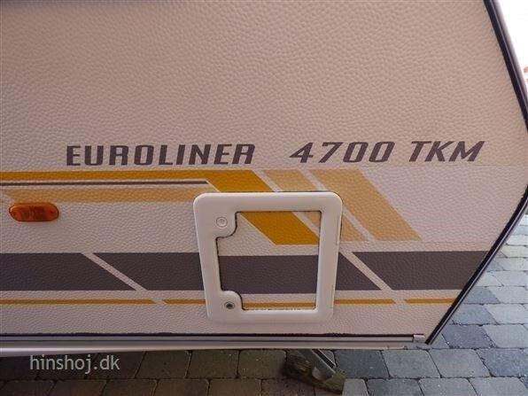 Delta Euroliner 4700 TKM, 2006, kg egenvægt 950
