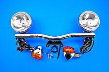 06-15 Vulcan 900 VN900 Cobra Chrome Lightbar w/Spotlights 04-0467