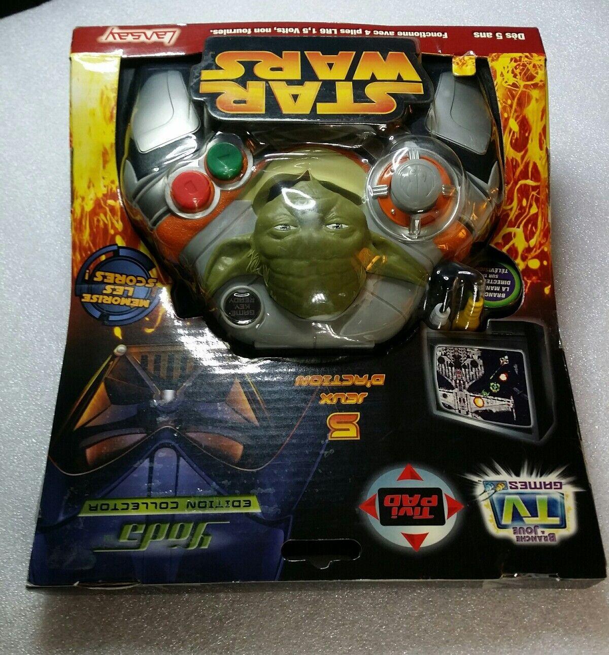 Tivipad Star Wars Edition Collector YODA de - Occasion StarWars