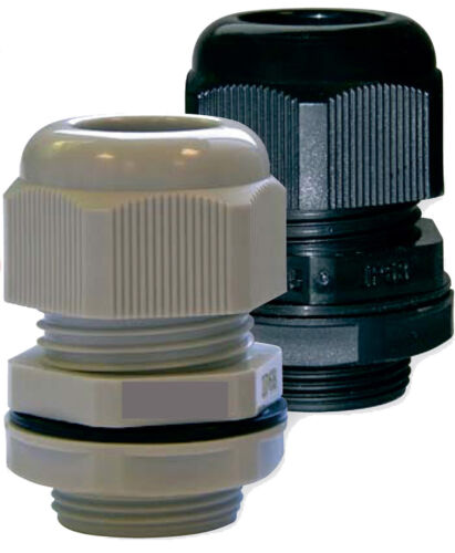 Cable Gland PG16 Professional Grey Professional 10 St.