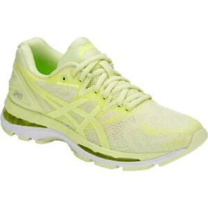 ASICS-GEL-NIMBUS-20-Women-039-s-Running-Shoes-Lime-Gym-Training-NWT-111810202-8585