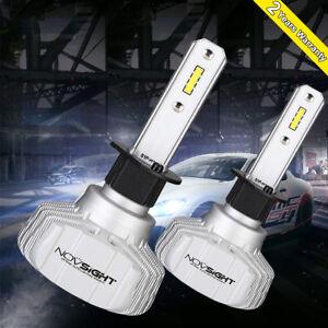 Novsight-H1-LED-Headlight-10000LM-Conversion-Kit-6500K-Replace-Halogen-HID-Bulbs