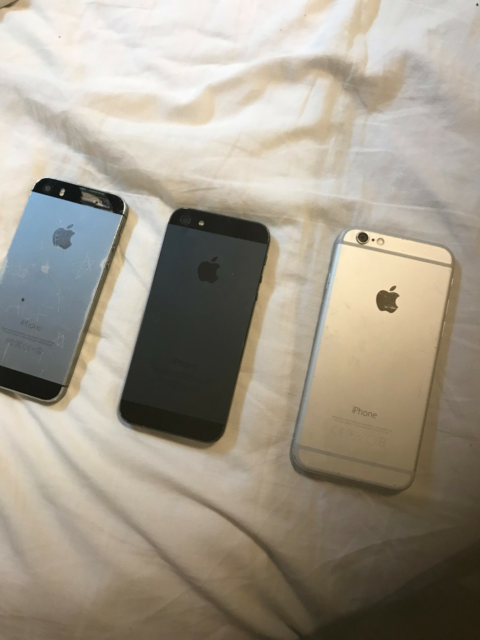 iPhone 6, 16 GB, aluminium, Rimelig, en IPhone 6 16gb…
