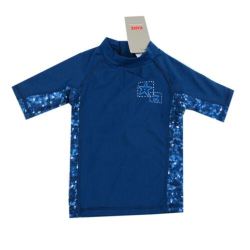 92 80 104 NEU!! 86 98 Kanz Bademode Badeshirt Beach Shirt Blau Gr.74