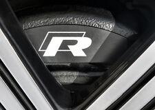 R-line High Temperature Premium Brake Caliper Decals Golf R R32 Correct Sizes