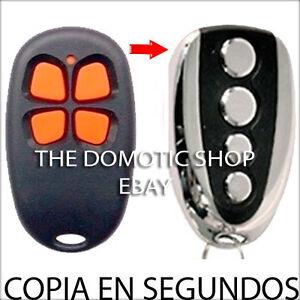 Mando De Garaje Compatible Para Avidsen 104700 Facil Copia Por Enfrentamiento Zixaki9f-10110234-934607657