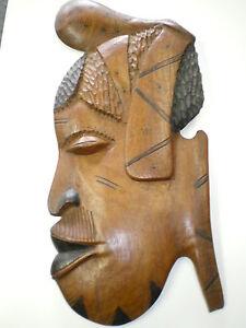 Ernst Maske,aus Afrika,jagen,fischen,figuren,afrikanisch;waidmann,deko , Schnitzen Fein Verarbeitet