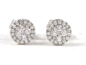 Shane-Co-14k-White-Gold-Round-Diamond-Cluster-Stud-Earrings-60ct