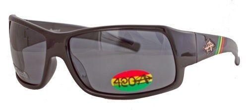2d8d6d2013f Anarchy Rally Sunglasses 420 Ebony Smoke Polarized for sale online ...
