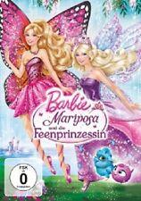 BARBIE - MARIPOSA UND DIE FEENPRINZESSIN  DVD NEU