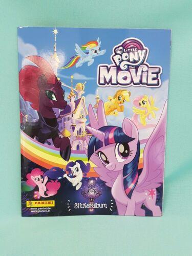 PANINI My Little Pony the movie LEERALBUM album album de scrapbooking