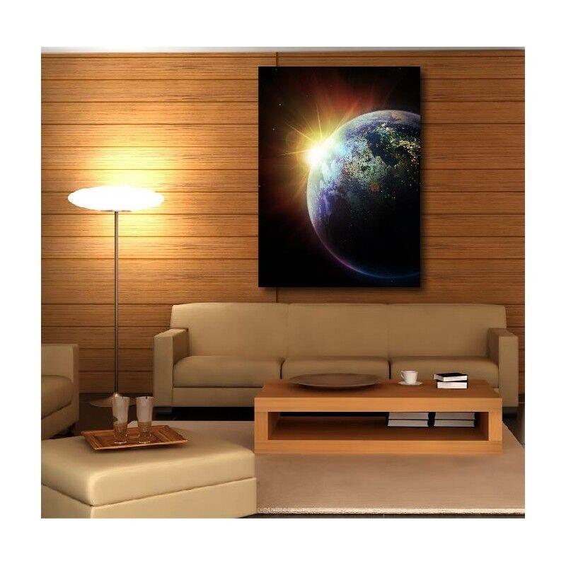 Tableau toile déco Planète 76854178