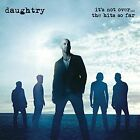 It's Not Over: The Hits So Far by Daughtry (CD, Feb-2016, 19)