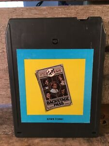LITTLE-RIVER-BAND-Backstage-Pass-8-Track-Tape