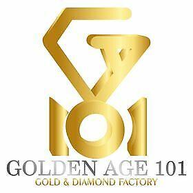 Details about  /Jerusalem Cross Pendant Necklace 1 Natural Diamond 14K Gold Jewish Jewelry