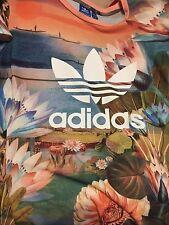 Preowned EUC Adidas Original Women's Farm beach Tshirt XL