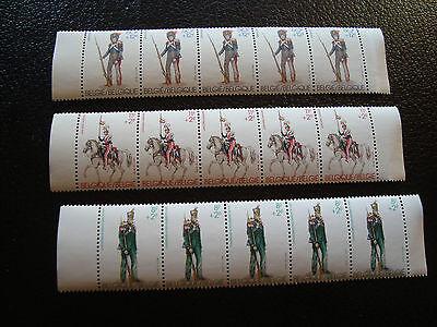 Unparteiisch Belgien z8 Verbraucher Zuerst 2108 A 2110 X5 N Briefmarke Yvert Und Tellier Nr