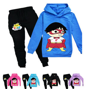 GIRLS KIDS CHILDREN TRACKSUIT HOODIE JACKET OUTFIT CLOTHING GIRL SUITS 3-12YRS