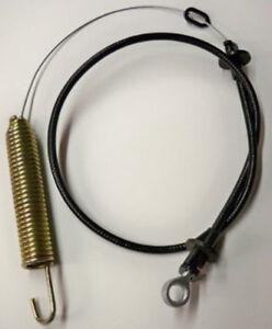 Details about Engage Deck Cable for MTD 946-04092 Cub Cadet Troy-Bilt Super  Bronco Range Rider