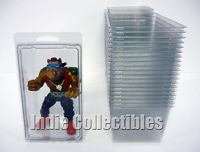 TMNT BLISTER CASE LOT OF 20 Action Figure Display Protective Clamshell X-LARGE