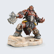 World of Warcraft DUROTAN Orc Horde Chieftain of Frostwolf Clan Statue Figure