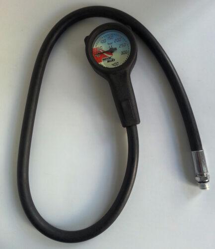 Finimeter Seac Sub 1er Console (bis 400bar) mit Schlauch