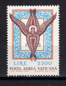 VATICANO-1974-Angelo-Posta-Aerea-MNH
