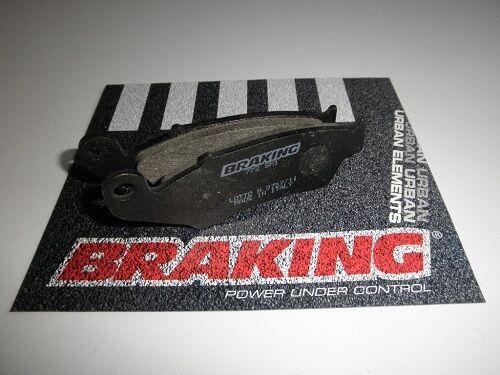 BRAKING PASTIGLIE FRENO ANTERIORI 772SM1 PER HONDA-HM CRF R 450 2010 2011 2012